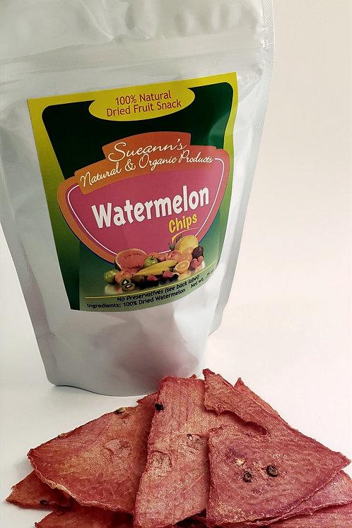Watermelon Chips 1 oz