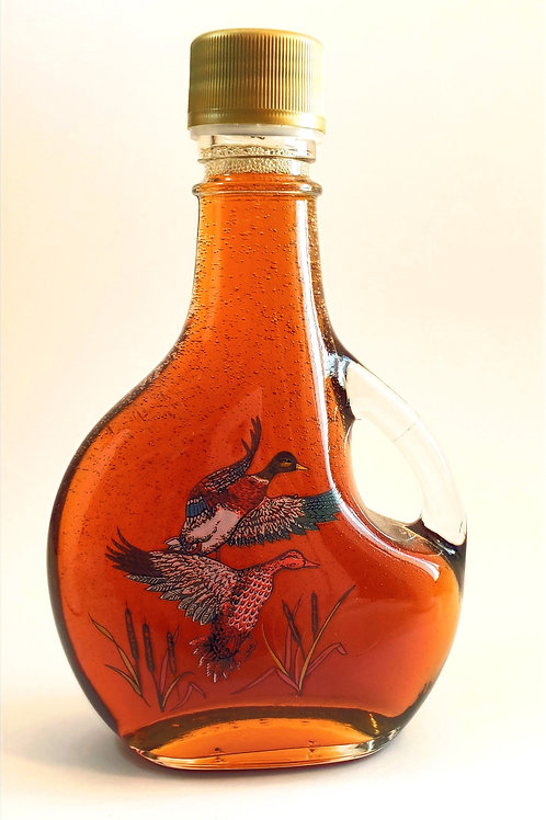 100% Pure Wisconsin Maple Syrup 12 oz Ducks