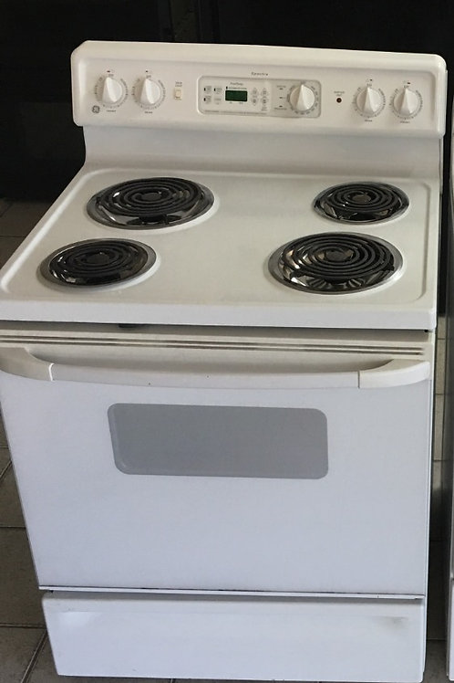 Hotpoint® 5.0 Cu. Ft. Free-Standing Electric Range