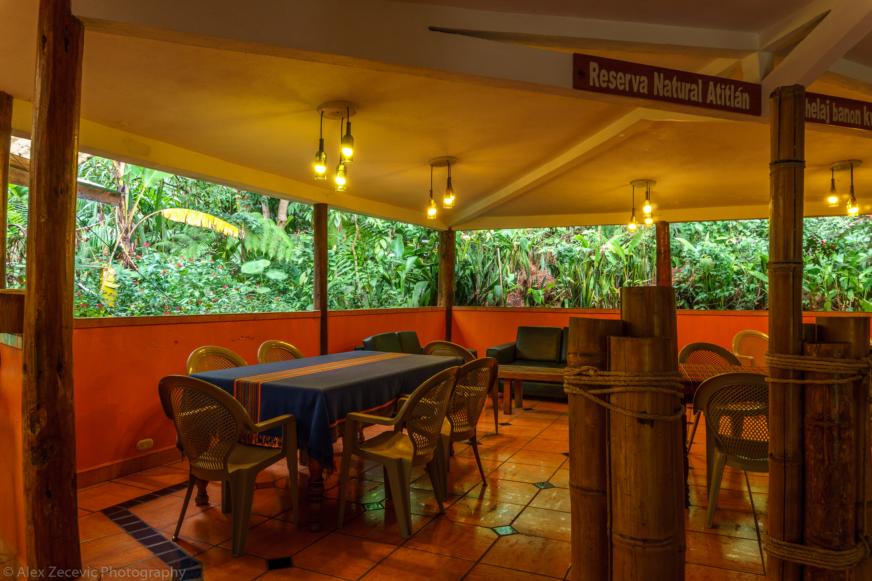 Restaurant at the Atitlan Reserve