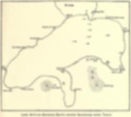 Mapa Atitlán 1908, Meek