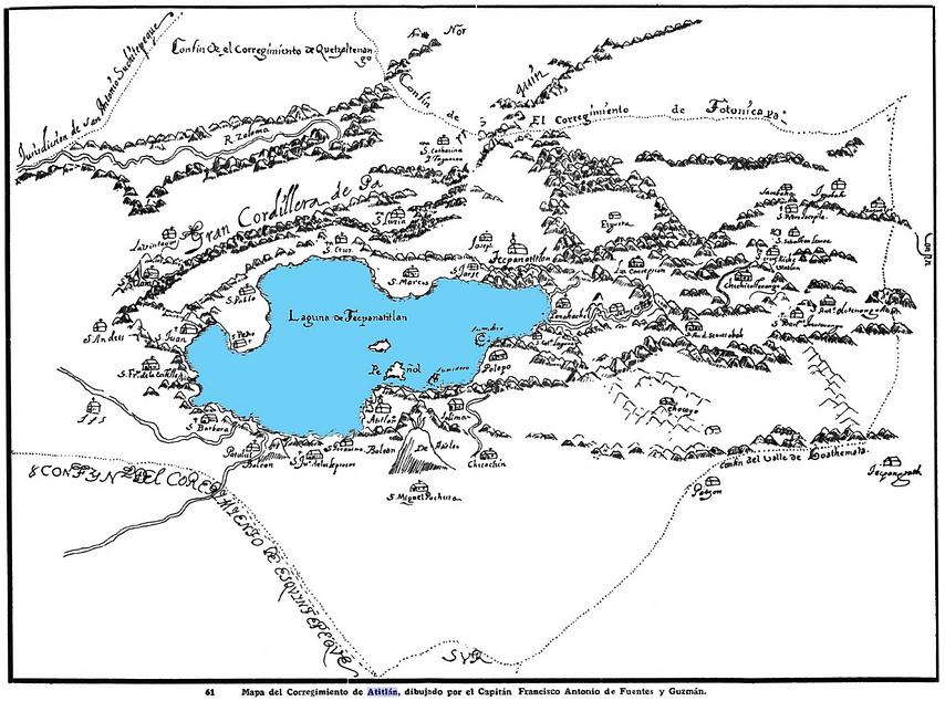 Mapa_corregimiento_de_Atitlán_1696