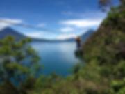 zip line lake atitlan volcano