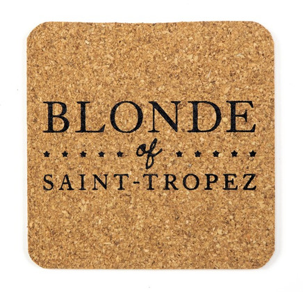 Sous boc Blonde of Saint-Tropez