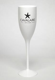 Flûte à champagne Blonde of Saint-Tropez