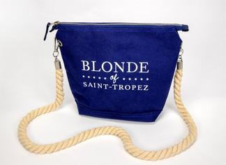 Sac tissu Blonde of Saint-Tropez