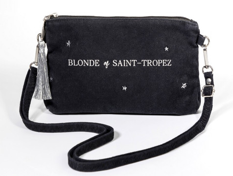 Sac à main Blonde Of Saint-Tropez