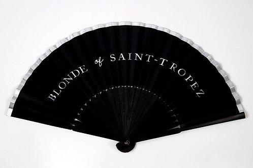 Eventail | Blonde of Saint-Tropez