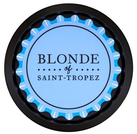 Plateau service Blonde of Saint-Tropez