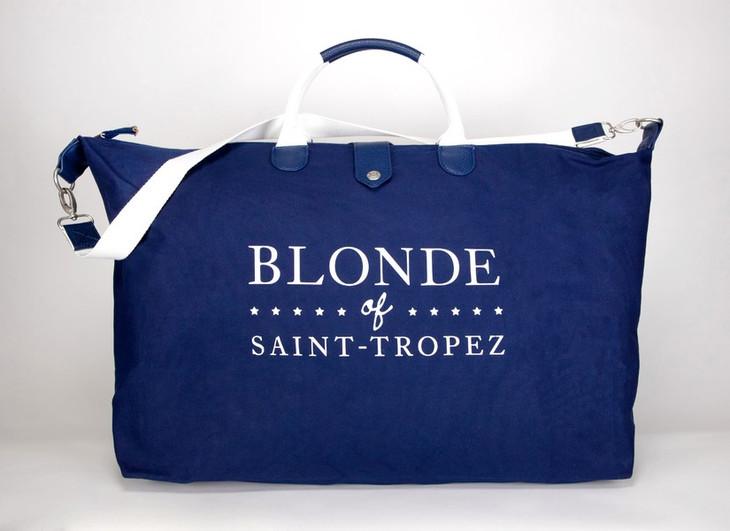 Sac de plage Blonde of Saint-Tropez