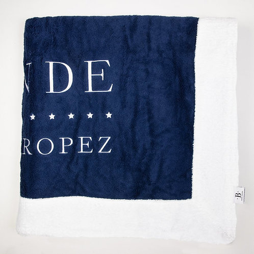 Serviette de plage | Blonde of Saint-Tropez