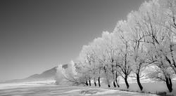 L'hiver s'installe sur le Val...