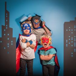 portrait famille super heros-3
