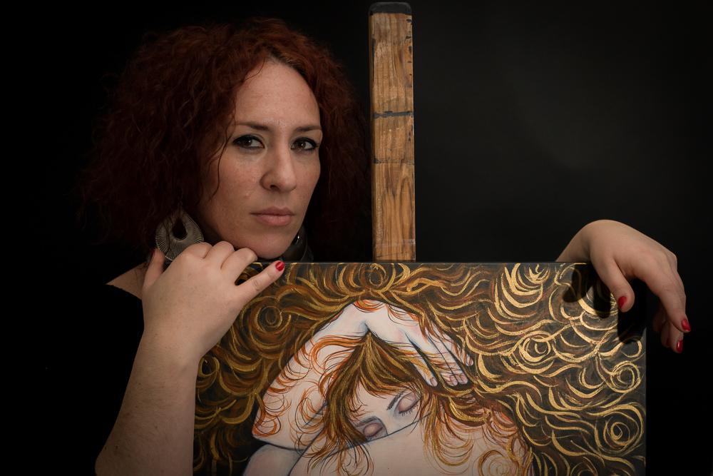 Angélique Bon peintre