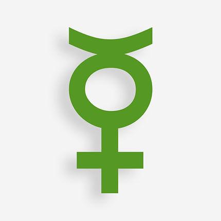 Астрологический символ Меркурия