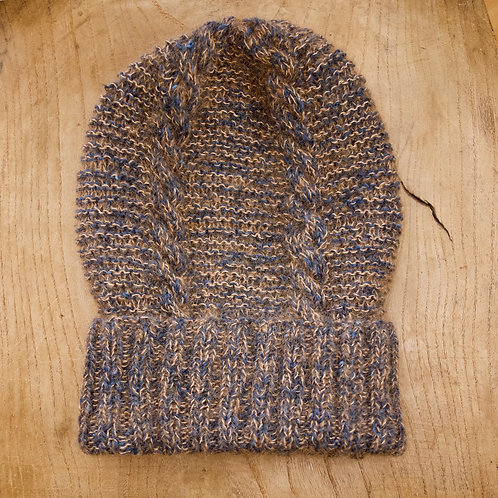 "Isager kit  ""G""knit hat"