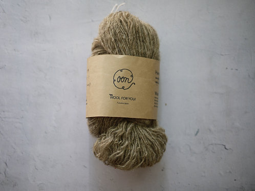 WOOL FOR YOU!pyrenees sheep brown