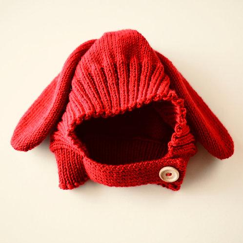ベビーうさ耳帽子(生後6ヶ月・12ヶ月)キット