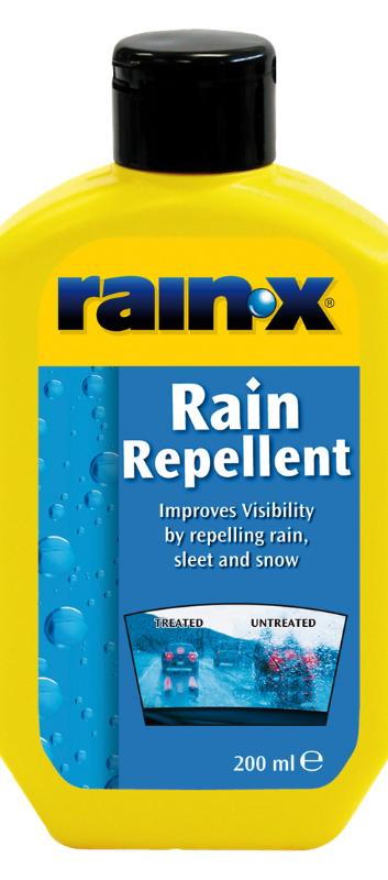 Rain Repellent