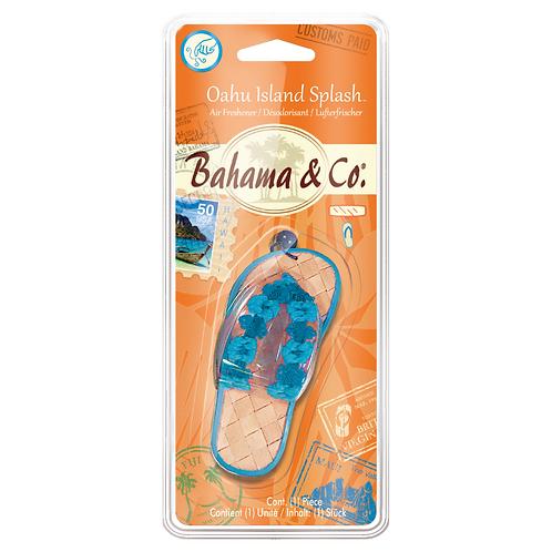 Bahama & Co Flip Flop Oahu Island Splash x4