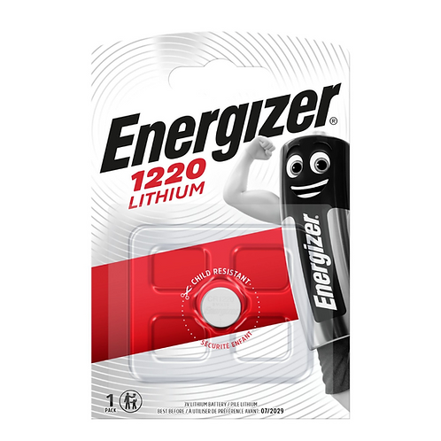 Energizer Lithium CR1220 BP1 x10