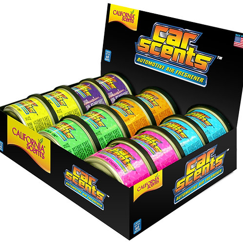 California Scents Car Scents - Assorted x12