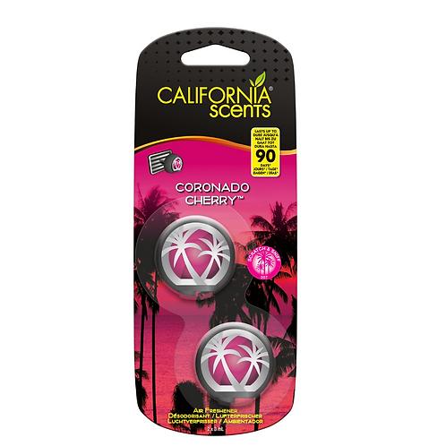 California Scents 2PK Mini Diffuser x4