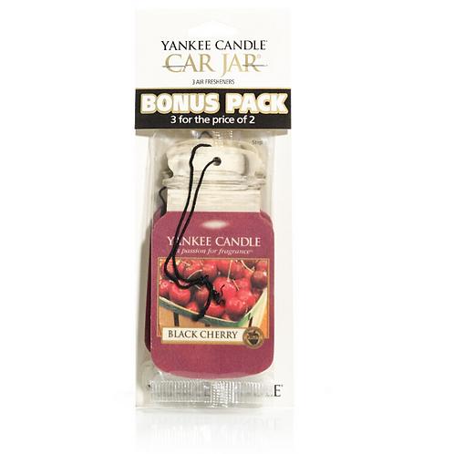 Yankee Candle Car Jar Bonus 3-Pack