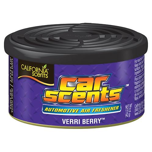 California Scents Car Scents - Verri Berry x12