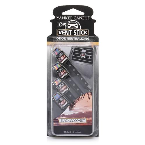Yankee Candle Vent Sticks x6