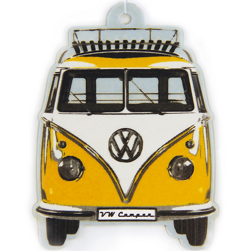 VW T1 Bus Hanging Air Freshener x12