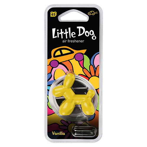 Little Dog Vent Clip x6