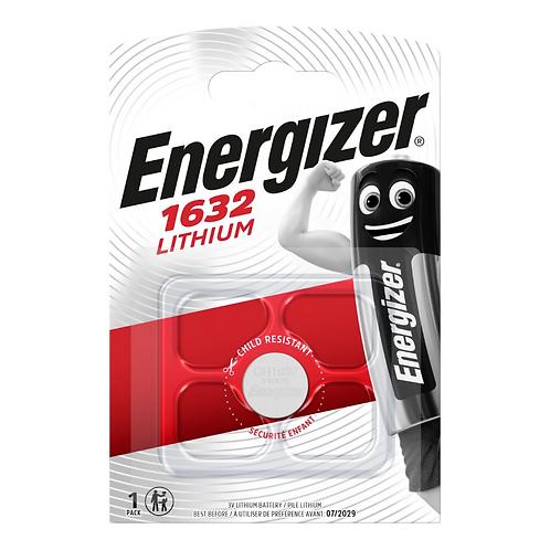 Energizer Lithium CR1632 BP1 x10