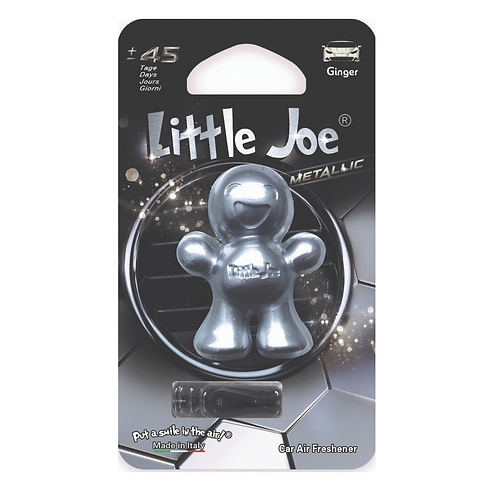 Little Joe Metallic Vent Clip x6
