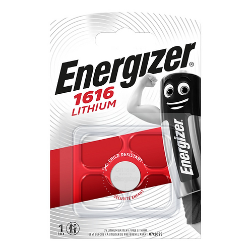 Energizer Lithium CR1616 BP1 x10
