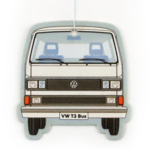 VW T3 Bus Hanging Air Freshener x12