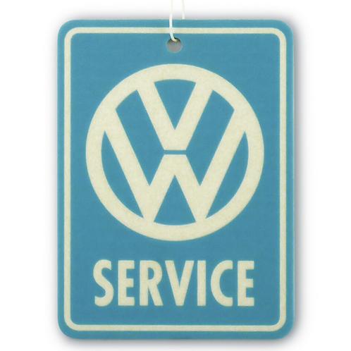 VW Hanging Air Freshener New Car/VW Service x12