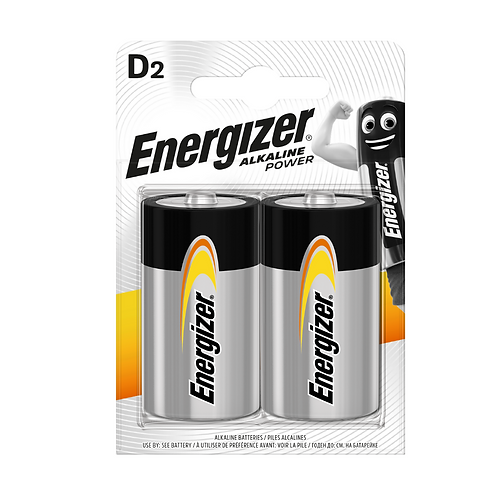 Energizer Alkaline Power DE95 BP2