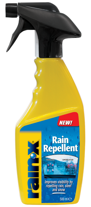 Rain Repellent Spray