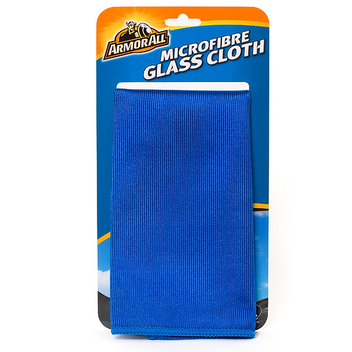 Armorall Microfibre Glass Cloth x6