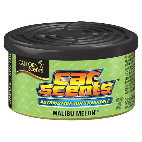California Scents Car Scents - Malibu Melon x12