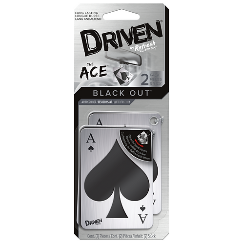 Driven Black Out Ace x4