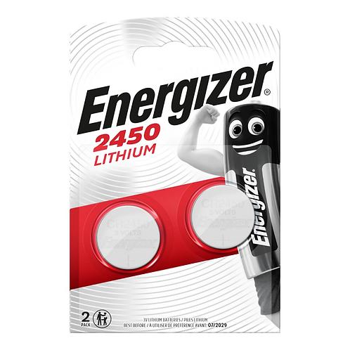 Energizer Lithium CR2450 FSB2 x10