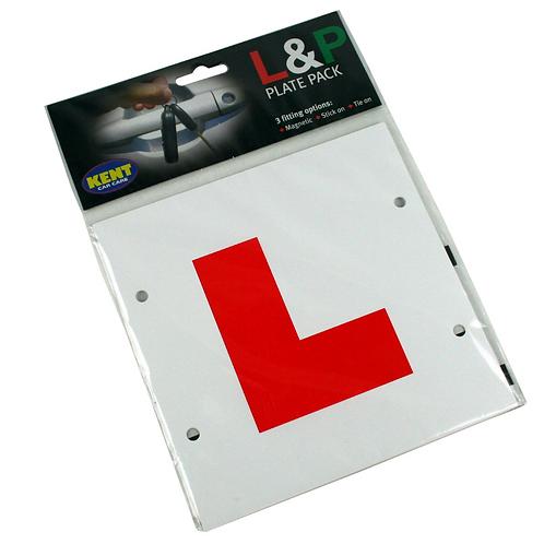 Kent L & P Plate Pack x10