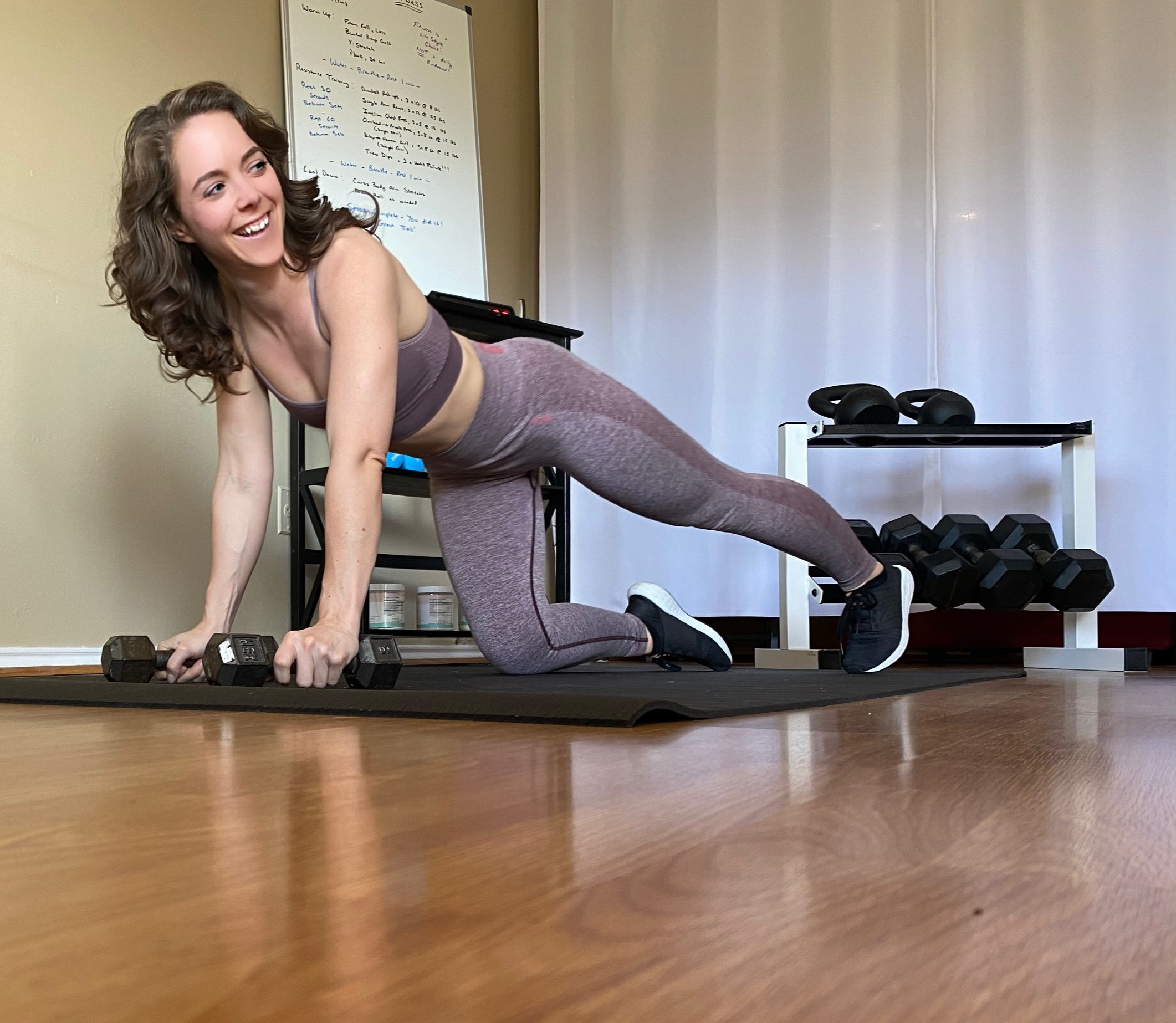 Online 2-on-1 Personal Training Session