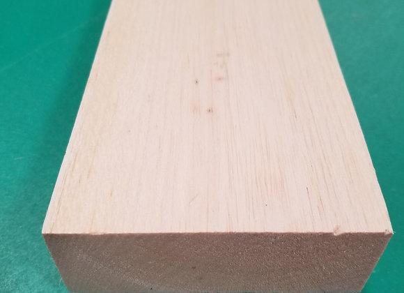 "Balsa Wood 1-1/2 x 4 x 36"""