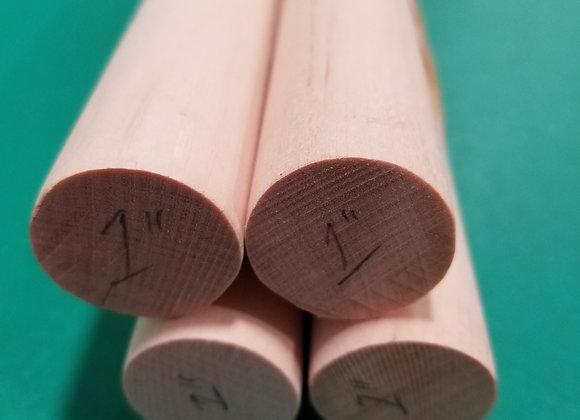 """Dowel Rod 1 x 36"""""""
