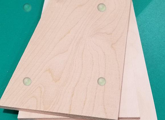 """Birch Plywood 1/4 x 12 x 48"""" 5 Ply 6281"""