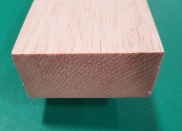 "Balsa Wood 1-1/2 x 3 x 36"""