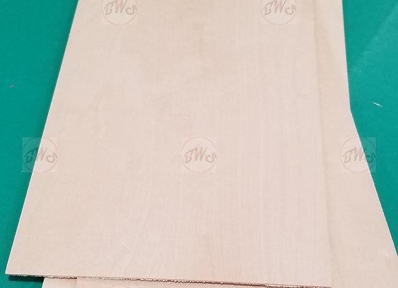 """Birch Plywood 1/16 x 12 x 12"""""""